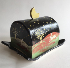 Moonhare Butter Dish