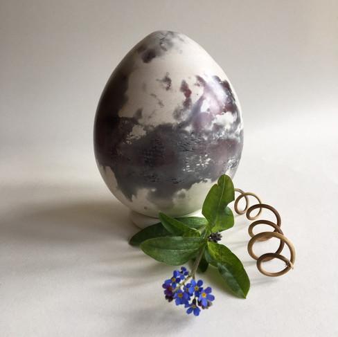 Pitfired Egg
