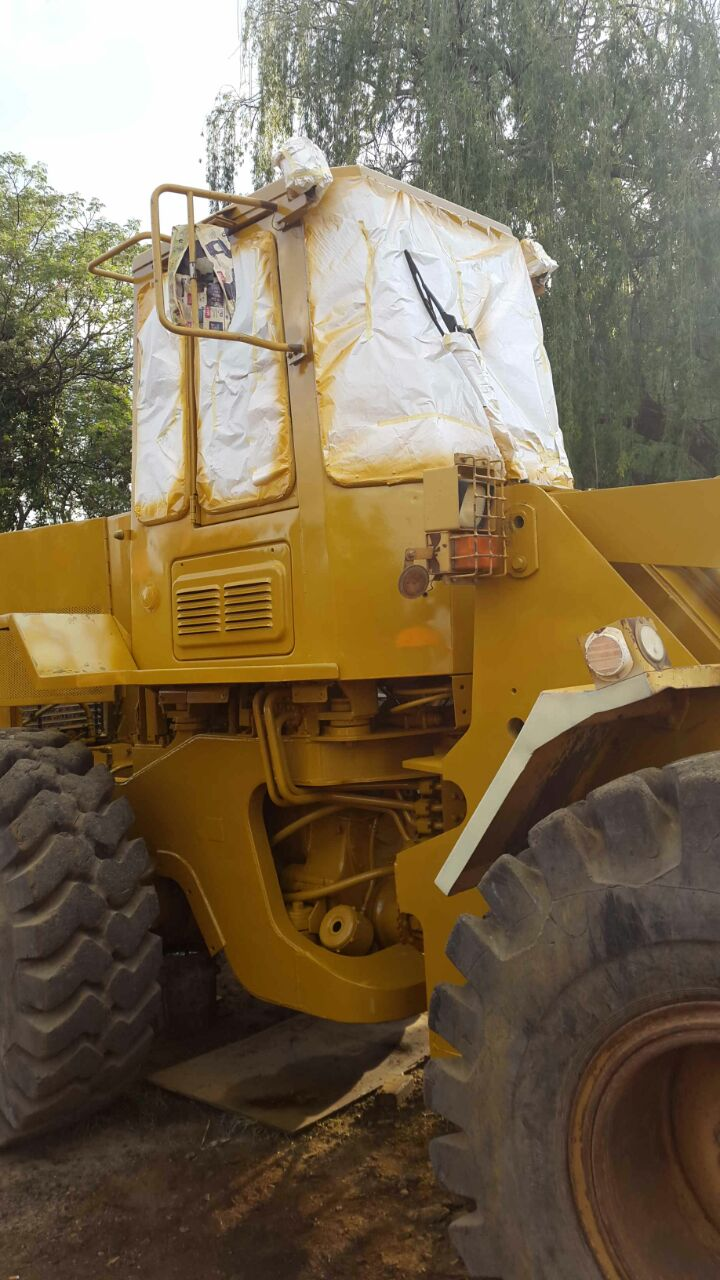 LOADER RESPRAY