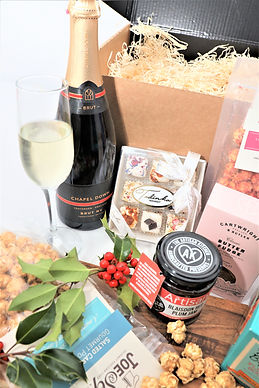 Inspired through my love of great food, my hampers are full of lovely products and will provide fabulous gifts or a special treat for you to share!