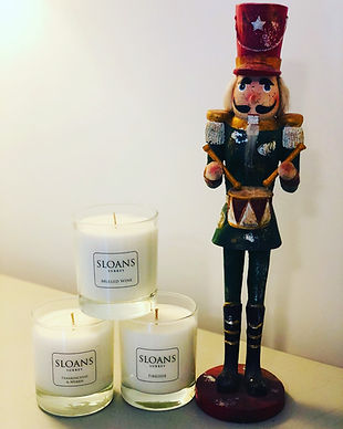 Our products are hand made from my home in Surrey, I wanted to make a candle that fills the room with fragrance and looks simplistic to fit all decor.