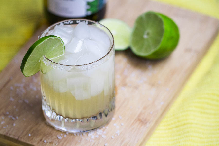 White Wine Margarita - Great Shoals Pinot Gris is the perfect base!