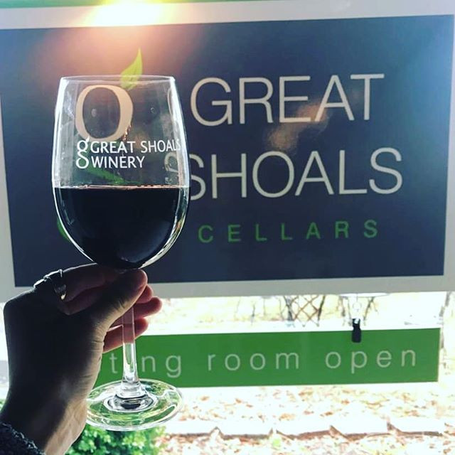Great Shoals Cellars Winery in St. Michaels, MD