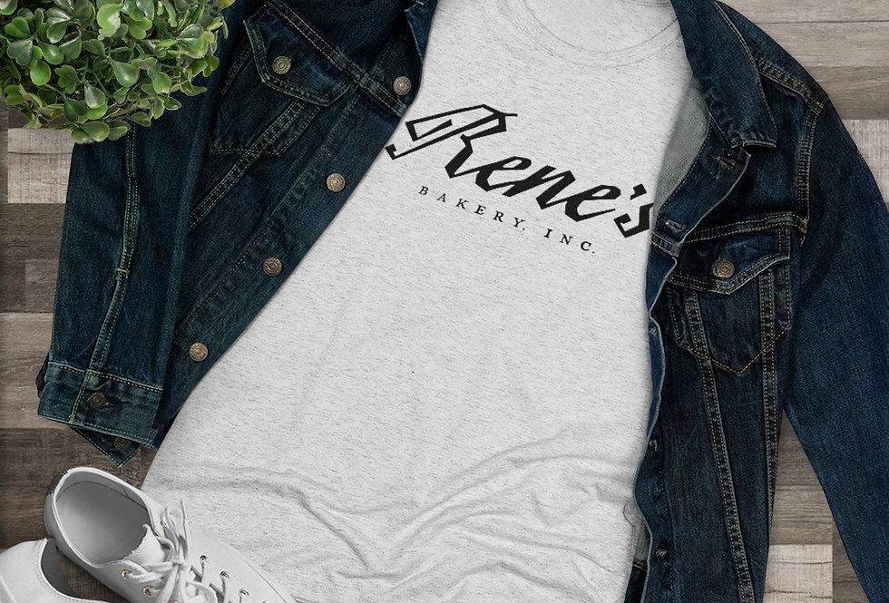 Rene's Logo Women's Triblend Tee (Sizes Run SMALL!)