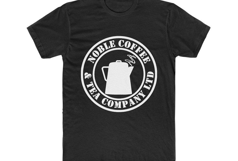 SoHo and Noble Coffee Co. Cotton Crew Tee
