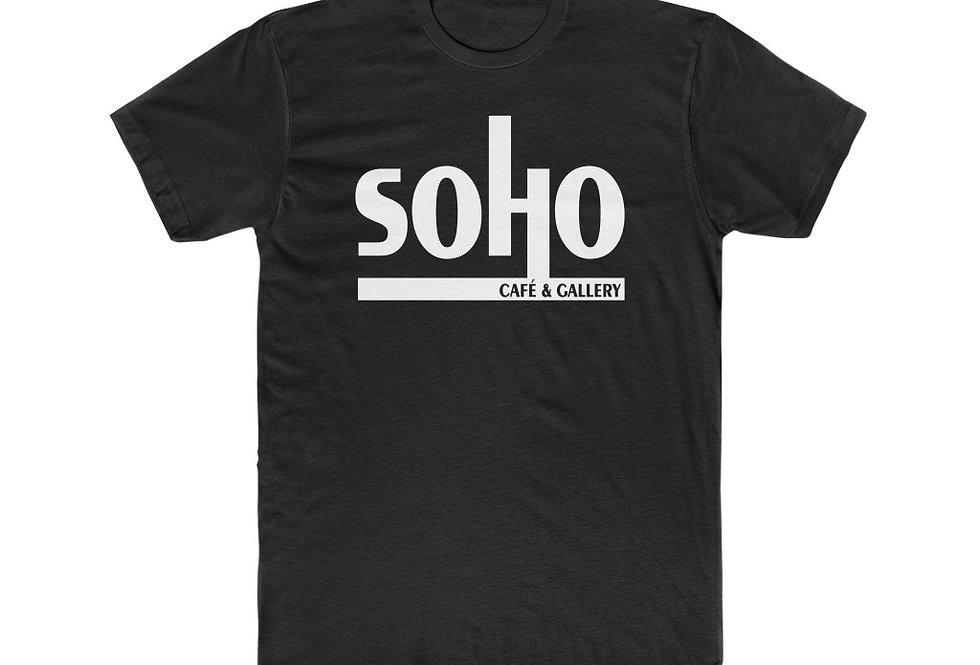 SoHo Cafe & Gallery Cotton Crew Tee