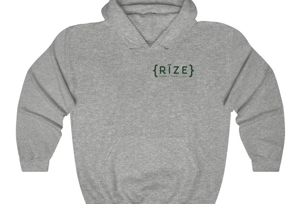 RIZE Heavy Blend™ Hooded Sweatshirt