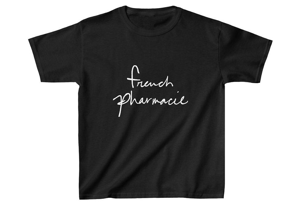 French Pharmacie Kids Heavy Cotton™ Tee