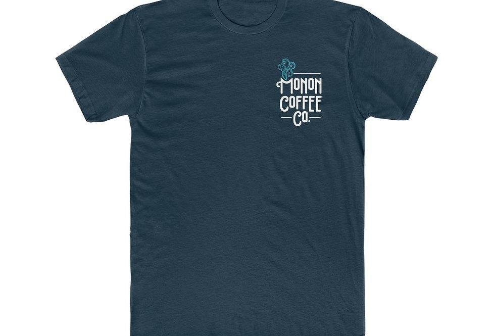 Monon Coffee Co. Cotton Crew Tee (Refer to size chart!)