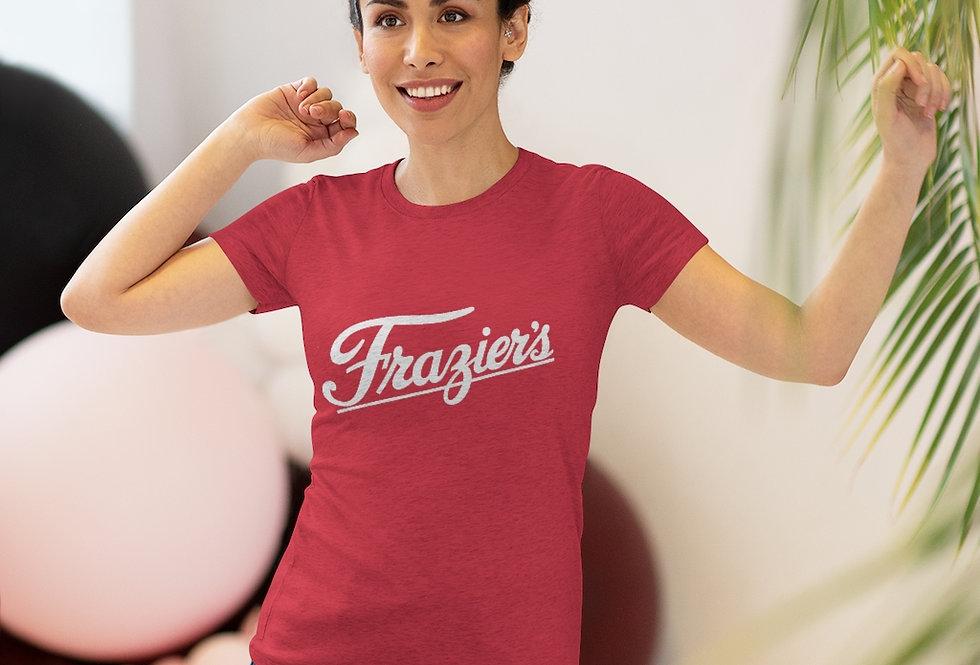 Frazier's Women's Triblend Tee (Sizes Run SMALL!)