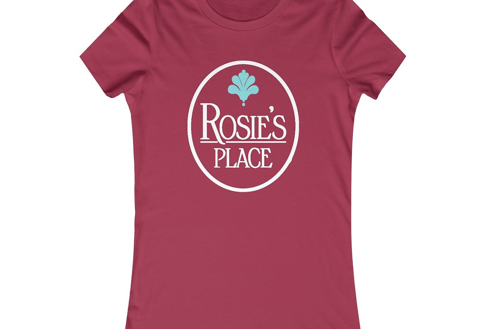 Rosie's Place Women's Favorite Tee (Sizes Run SMALL!)