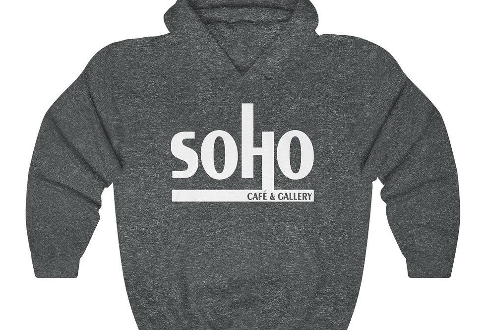 SoHo Cafe & Gallery Heavy Blend™ Hooded Sweatshirt