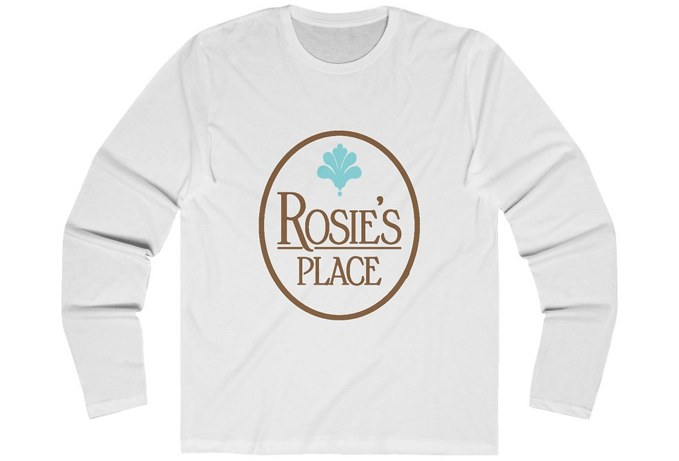 Rosie's Place Long Sleeve Crew Tee