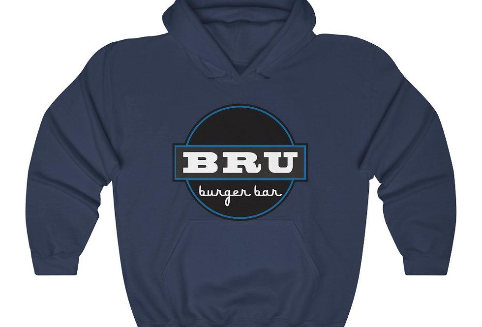 BRU Burger Bar Heavy Blend™ Hooded Sweatshirt