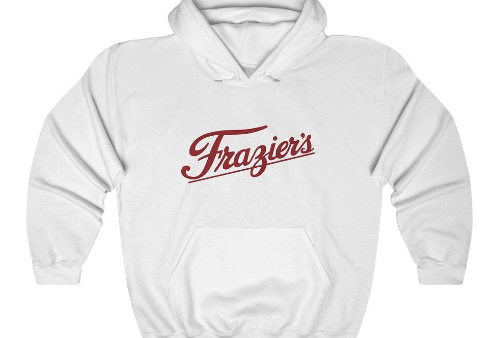 Frazier's Heavy Blend™ Hooded Sweatshirt (Check size chart!)