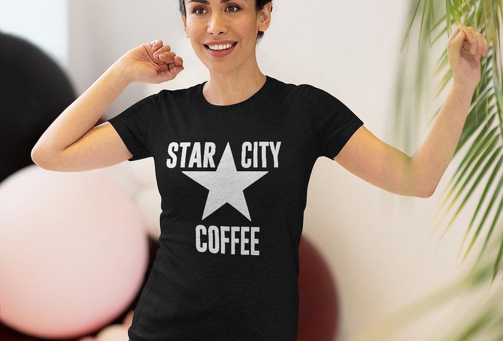 Star City Women's Triblend Tee (Sizes Run SMALL!)