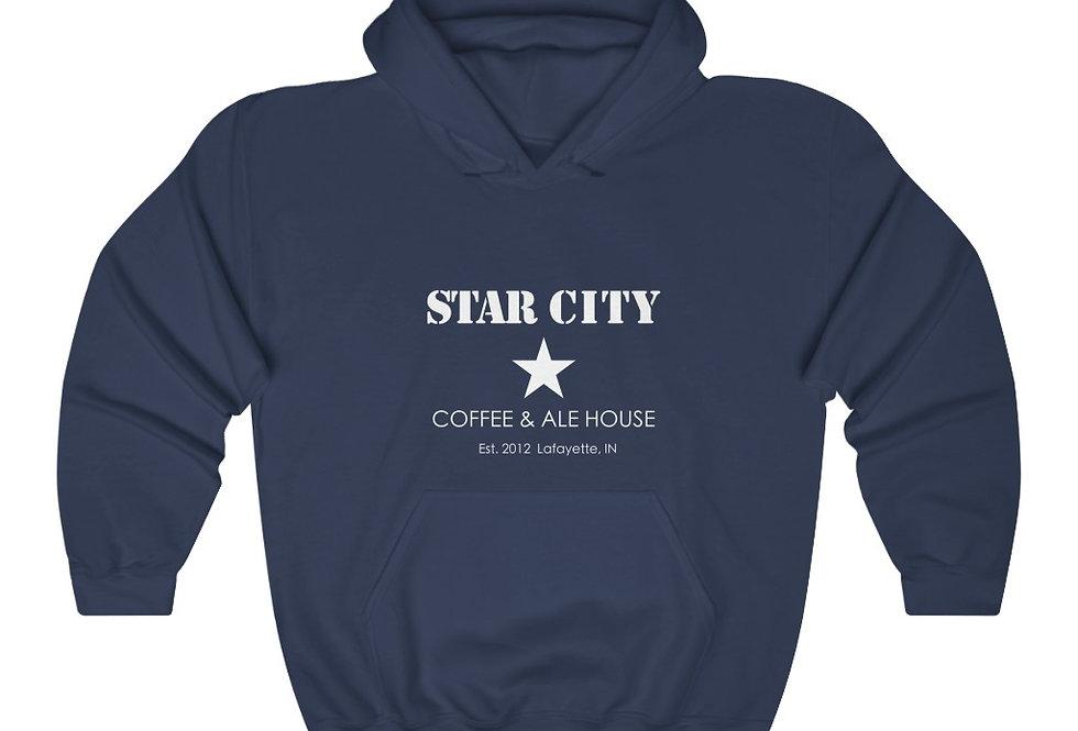 Star City Heavy Blend™ Hooded Sweatshirt