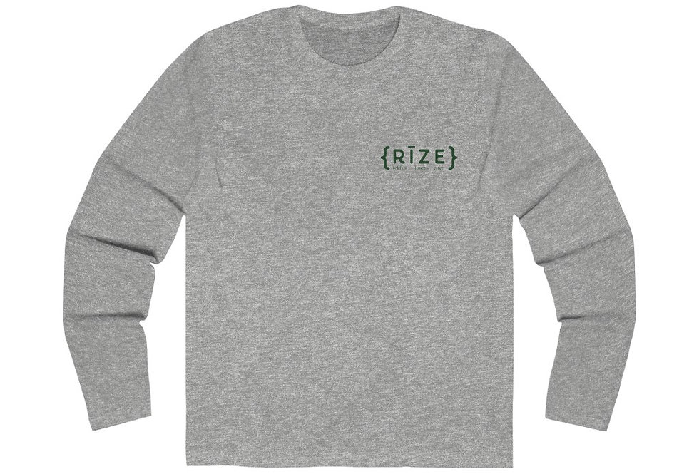 RIZE Long Sleeve Crew Tee