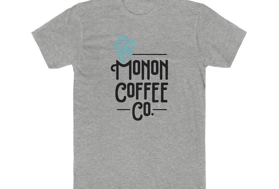 Monon Coffee Co. Logo Cotton Crew Tee (Refer to size chart!)