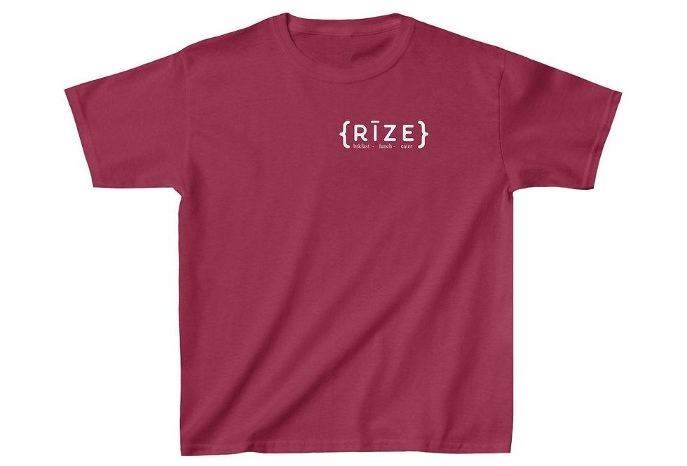 RIZE Kids Heavy Cotton™ Tee