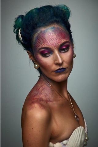 Photographer: Heiko Ryll Hair: Desire Poulin Model: Talesa Mandin