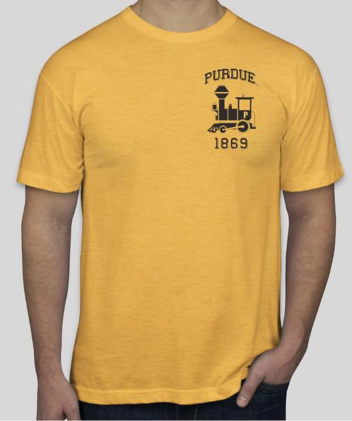 1924 Seal - Black & Yellow