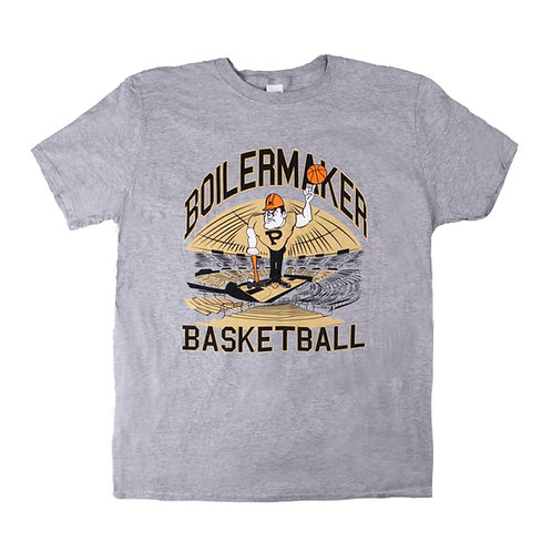 Boilermaker Basketball: Mackey