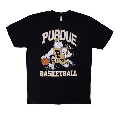 Classic Purdue Basketball