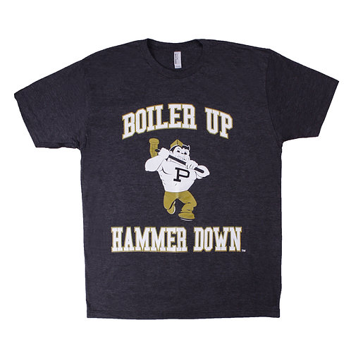 Boiler Up Hammer Down