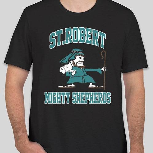Mighty Shepherds Mascot