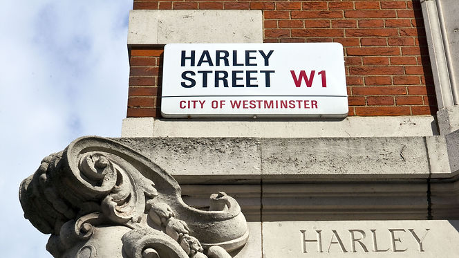 Harley Street, healthcare project