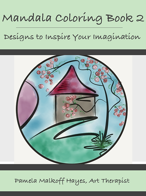 Mandala Coloring Book 2
