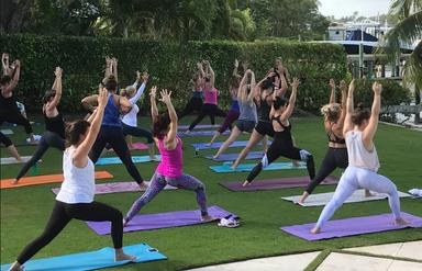 Yoga Event 2018