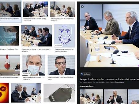 Der seltsame Fall der Swiss National COVID-19 Science Task Force