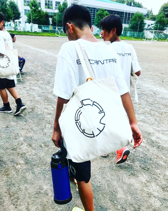 FASCINATE JY移動用Tシャツ