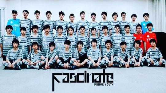 4.7(Sun.) FASCINATE JY 2019年度2期生入団式