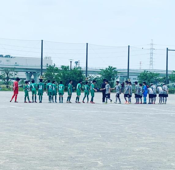 5.12(Sun.) FASCINATE JY 2019年度神奈川県クラブジュニアユースU-14サッカーリーグ VS 日独FA