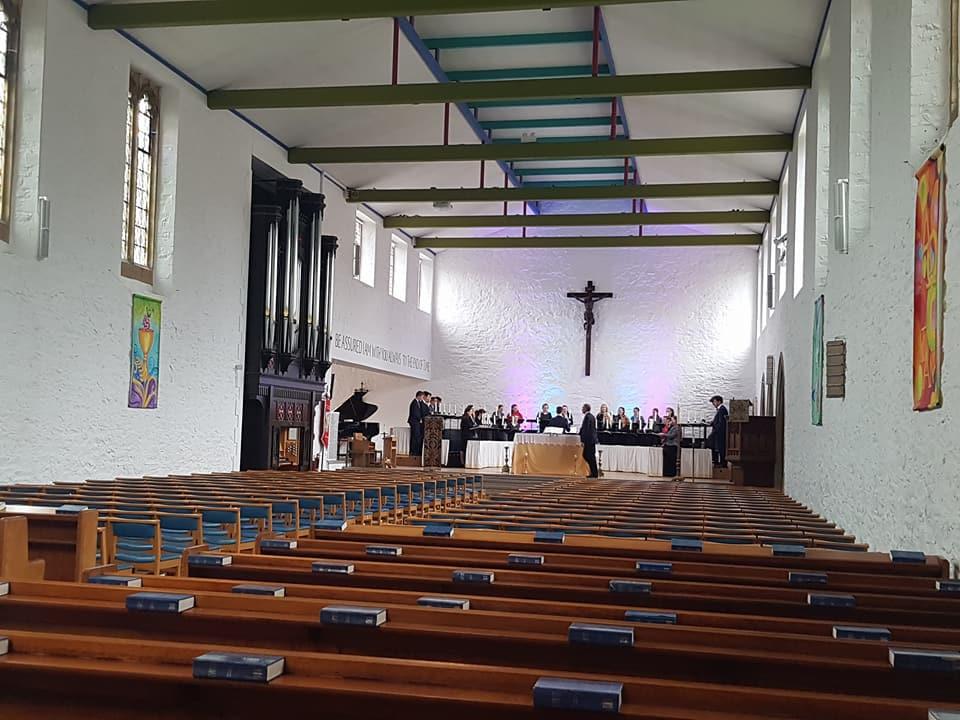 校內的教堂