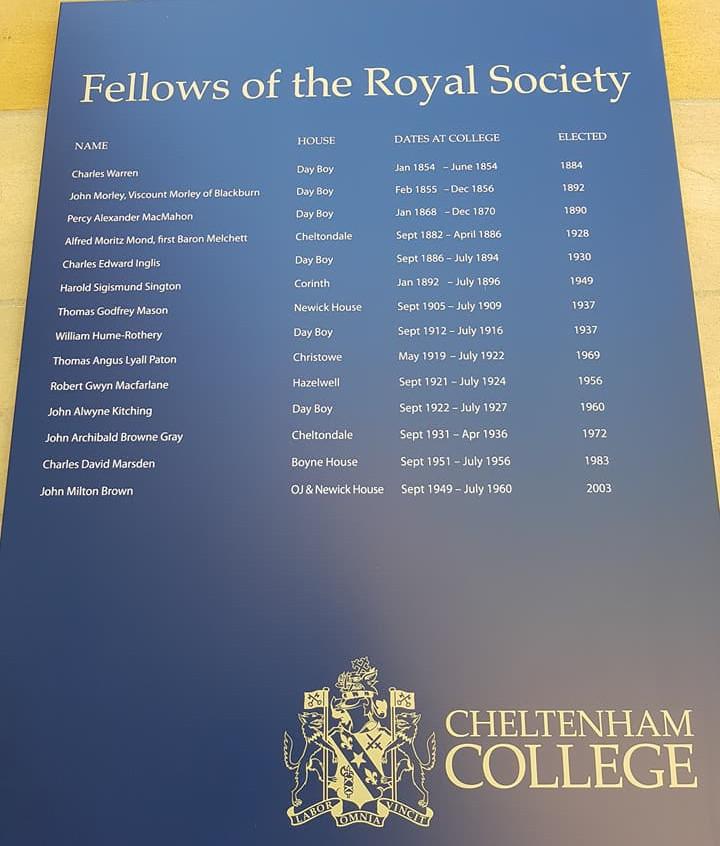 Cheltenham College 8