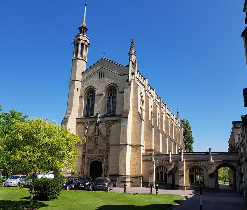 Cheltenham College 14
