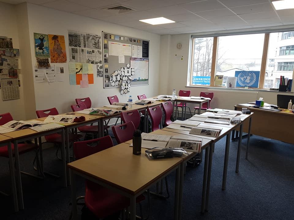 小班教學的課室