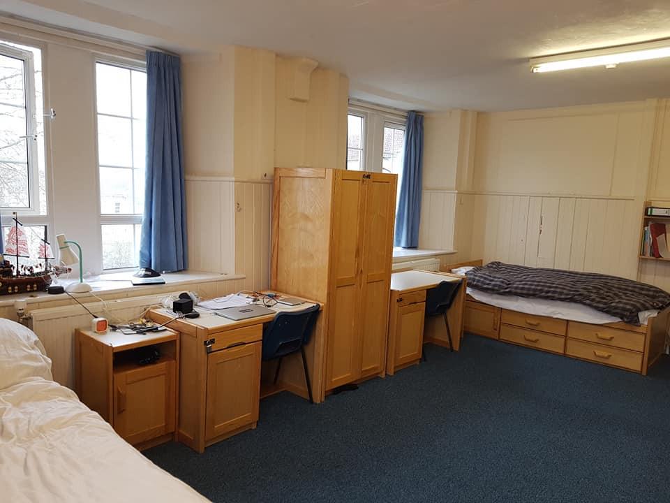 學生宿舍房間