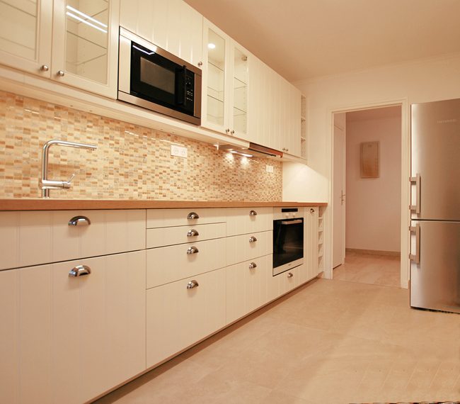 Kitchen Renovation Ferney-Voltaire (France)