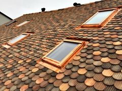 Roof and Velux Renovation Arzier, Vaud