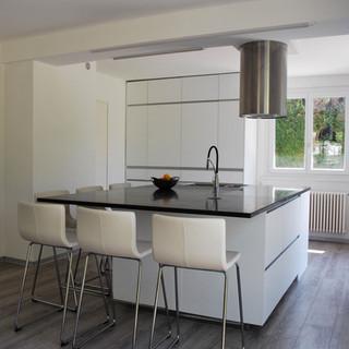 Kitchen Renovation Grand Saconnex (Geneva)