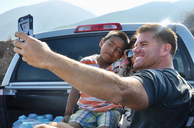 Baja 2017 Selfie