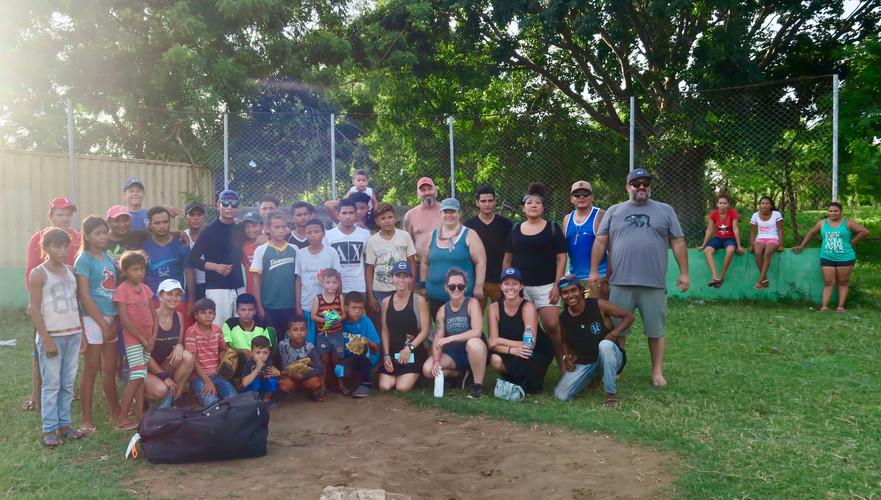 Local Baseball Game
