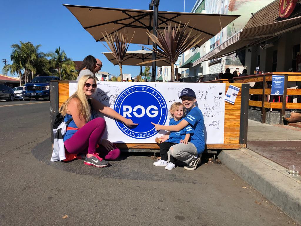 ROG Sign