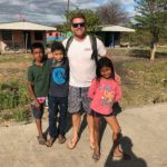 Andy and kids