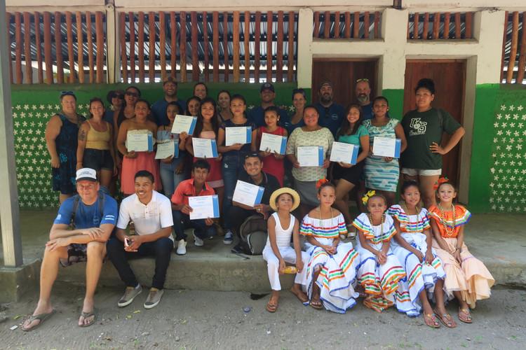 Local School Graduation